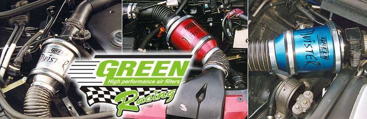 GREEN TWISTER-Kit